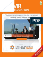 International Meetings Review On-location Special