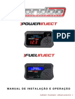 Manual PowerInject FuelInject-V0.15B