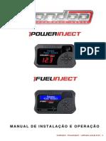 Manual PowerInject FuelInject-V0.15B