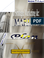 Strategie Marketing Marjane