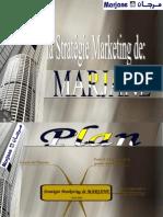 Strategie Marketing Marjane