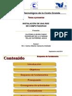 Presentacion Conmutacion y Enrutamiento de Redes