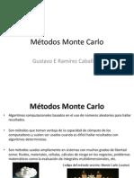 Presentacion Metodos Monte Carlo