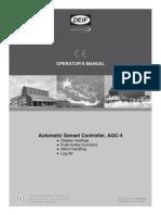 AGC-4 operator's manual 4189340690 UK_2012.07.13