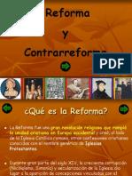 Reforma Contrarreforma