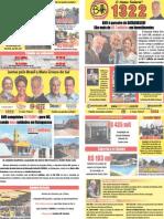 Jornal 1322 - Conquistas em Bataguassu