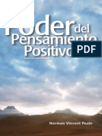 El Poder Del Pensamiento Positivo - Norman Vicent