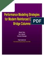 PerformanceModellingOpenSees