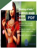 Hindi Cursus voor Beginners