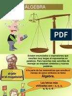 Algebra de Ecuaciones Colombia