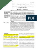 Apaza & Romero (2013) Distribucion de Lontra Felina (Rev Per Biol)