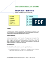 Análisis Costo Beneficio (1)