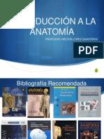 Introducción e Historia de la Anatomía(CLASE1)