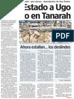 09-08-2014 Quita Estado a Ugo el mazo en Tanarah