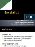 Encefalitis Pedia