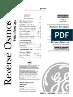 Reverse Osmosis