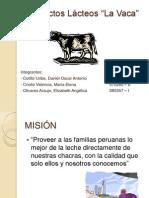 Productos Lácteos La Vaca SAC