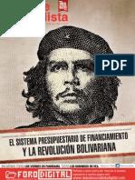 Periodico Debate Sodialista 120 Especial Sistema Presupuestario