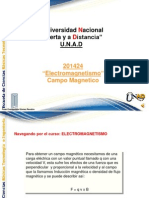 Unidad 1 Electromagnetismo