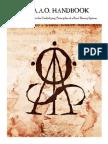 The A.A.O. Handbook