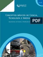 Conceptos Basicos de Ciencia Tecnologa e Innovacin Conicyt Chile