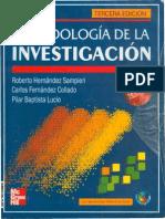 TEXTO 1. Introduccion.metodologia de La Investigacion. Sampieri 3o Edic
