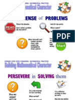 math practices posters for elementary
