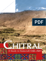 Chitral-A Study in Statecraft