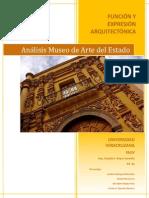 Análisis Museo de Arte del Estado