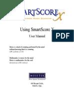 Using SmartScoreX