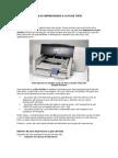 Como Funcionam as Impressoras a Jato de Tinta