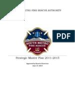 South Metro Fire Rescue Strategic Master Plan
