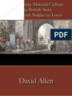 Military - British Army - The British Soldier in Town