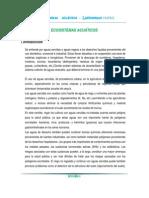 2.- Informe de Ecosistemas Acuaticos - Ecologia - Unprg