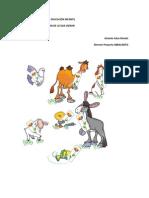 Biblia en Educacion Infantil Talleres PDF