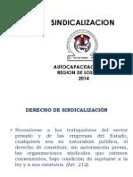 Asociación de funcionarios profesionales universitarios de la DT - Sindicalización