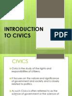 Civics