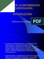 Clase1 Introducion Teoria Informacion y Codificacion