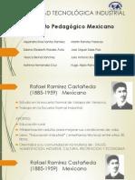Pensamiento Pedagogico Mexicano