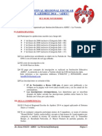 i Torneo Regional - Adeu 2014