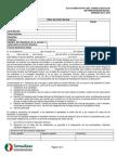 Acta Constitutiva Consejo Escolar 2014-2016