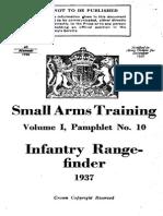 Infantry Rangefinder 1937