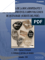 mineralogiadelarocahospedanteymineradeuranioenelcampovolcanicodequenamari-120417104122-phpapp02