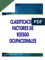 Acetatos Clasificacion Factores 1