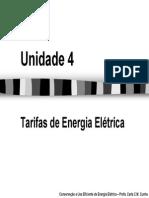 Unidade 4 Tarifas P B