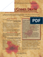 Teclis Codex 2 - Death