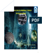 Moreno Y Fernandez - Construccion de Lumbreras Y Tuneles en Suelos Y Rocas