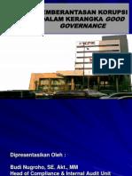 Materi Anti Korupsi - Umum