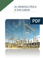Central Hidroelctrica de San Gaban