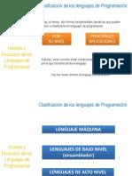 Lenguajes Del Alto y Bajo Nivel (LECTURA_4)